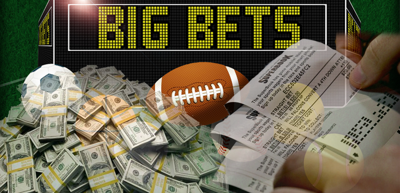 Sports betting lines nfl football